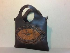 Женская сумка №311 из натуральной кожи