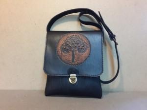 Мужская сумка-планшетка №6 из натуральной кожи