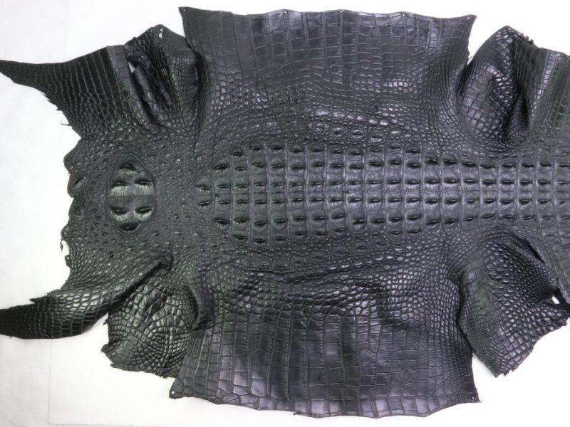 Для заказа доступна кожа крокодила
